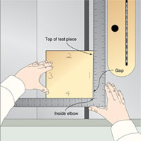 Accurate Miter Gauge