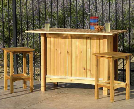 Outdoor Woodworking Patterns