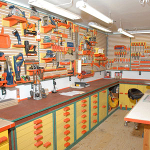 best woodworking shop