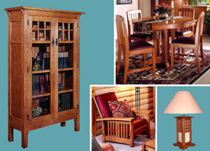 Arts and Crafts Furniture Book