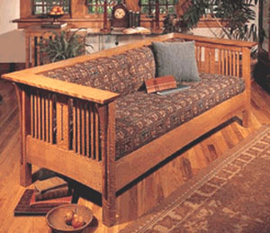 arts crafts style furniture plans