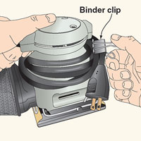 binder clip