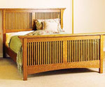 arts and crafts bedroom furniture plans