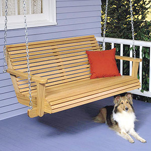 Free Wooden Bench Swing Plans