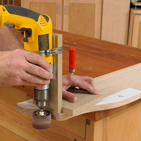 free woodworking plan portable drum sander. Black Bedroom Furniture Sets. Home Design Ideas