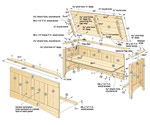 Heirloom Chest Woodworking Plan