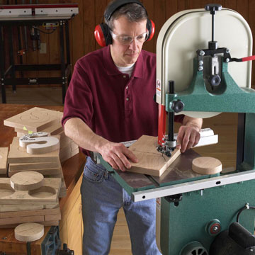 Woodworking Tool Review 14 Quot Bandsaws