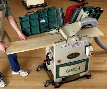 Planer jointer reviews