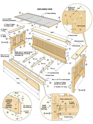 Free Plans For Making A Loft Bed