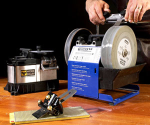Woodworking Tool Review: Sharpening Systems