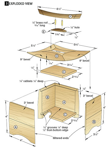 Free Woodworking Plans for Garden Furniture