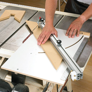 Woodworking Tool Review: Miter Gauges and Sleds