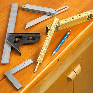 Must-Have Marking & Measuring Tools