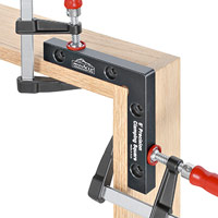 Pinnacle Clamping Squares