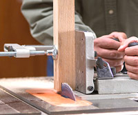 Tool review: Tablesaw Tenoning Jigs