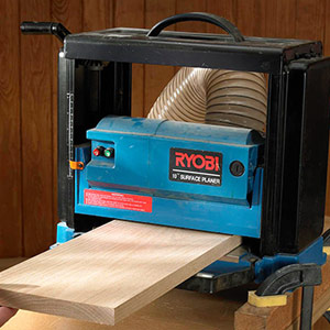 Ryobi benchtop planer