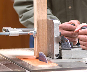 Tool review: Woodworking Table Saw Tenoning JIgs