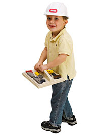 Kid carrying box