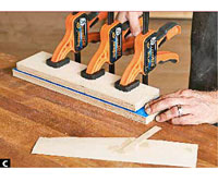 Clamping Boards