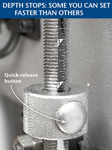 """... 16"""" 17"""" and 18"""" Drill Presses: Top two qualities in a drill press"""