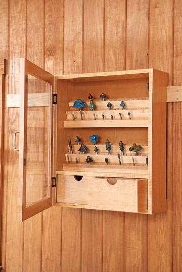 cabinet making router bits