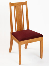 Chair with background dropped out