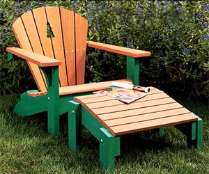adirondack chair plans wood magazine