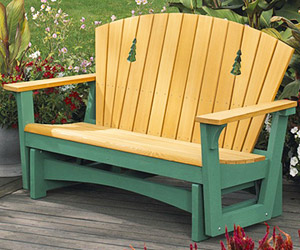 wood magazine outdoor furniture