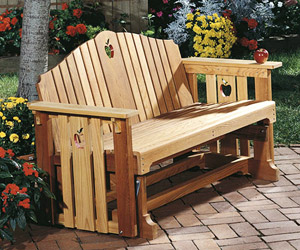 Top Selling Outdoor Furniture and Structure Plans