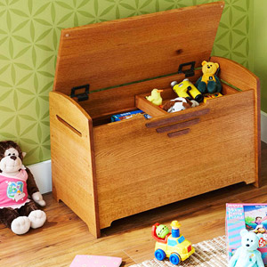Childrens Toy Box Patterns
