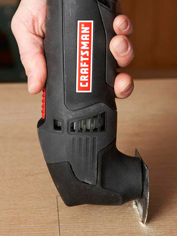 Tool review: Oscillating Multi-Tools