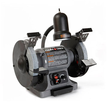 Our Editors Test Bench Grinders For Woodworkers Porter