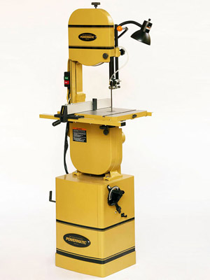 Tool review: Deluxe 14-inch Bandsaws