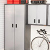 Cabinets with bike