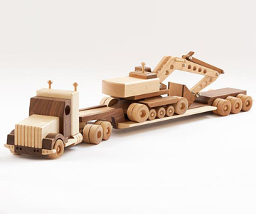 build wooden toy box plans | Woodworking Community