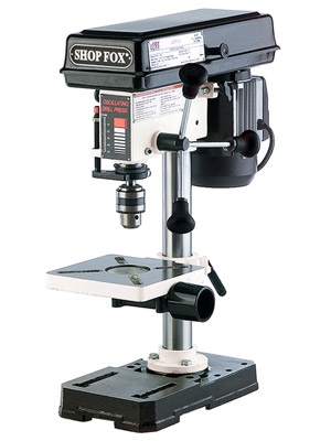 Shop Fox Drill Press