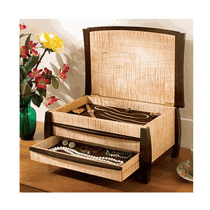 Asian style box from silky oak rosewood and walnut project ideas