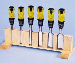 Customized Chisel Rack
