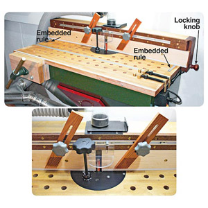 Combination Router Table/Workbench