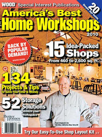 Work shop cover magazine