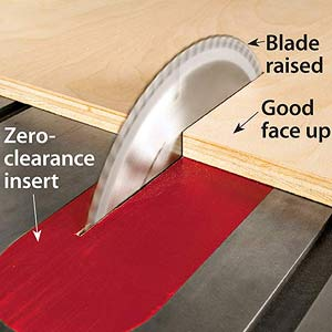saw to cut plywood