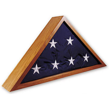 Flag Case Woodworking Plan