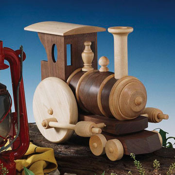 Free Wooden Train Patterns