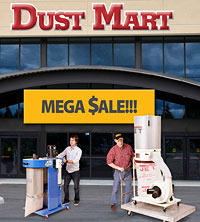 Dust Mart Mega Sale