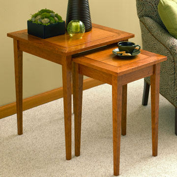 free end table plans