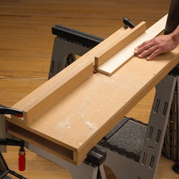 Portable Router Table Woodworking Plans