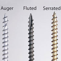 3 screws tips