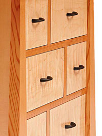 Drawer front