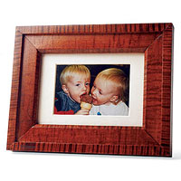 picture frame woodworking plan