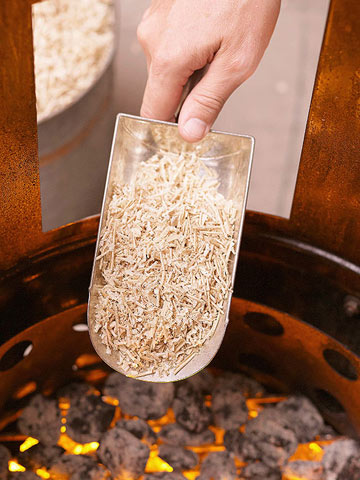 Make The Most Of Sawdust Meat Smoker